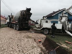бетон Спб доставка