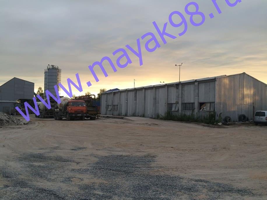 бетонный завод маяк